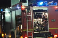 """Principio d'incendio nei pressi della struttura del """"Fico"""""""