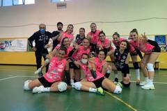 La Star Volley domina a Potenza e accorcia il gap sul primo posto