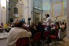 Il sindaco Francesco Spina è decaduto. Live dal consiglio comunale