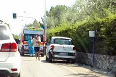 Incidente su via Bovio