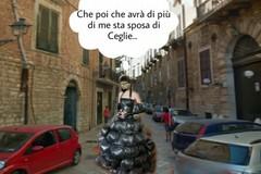 La sposa di Ceglie a Bisceglie