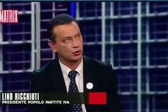 """Lino Ricchiuti presenta la pagina facebook """"Fratelli d'Italia - Partite Iva"""""""