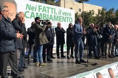 Elezioni, la corsa di Spina parte da Bisceglie: «Non sono un figlio delle ideologie ma un figlio di questa terra»