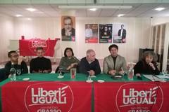 I candidati di Liberi e Uguali si presentano agli elettori: «Non siamo un cartello elettorale ma un progetto che vuole durare»