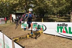 Quarto posto per Ettore Loconsolo nella prima prova del Giro d'Italia Ciclocross