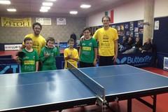 Tennis Tavolo Dolmen, nel weekend riprende il torneo di Serie D2