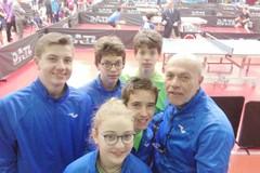 Tennis Tavolo Dolmen in crescita a Terni