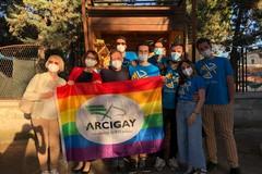 Giornata contro l'omobitransfobia, evento al Giardino botanico