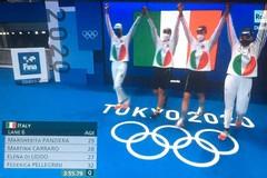 Olimpiadi, Elena Di Liddo sesta con la staffetta 4x100 misti