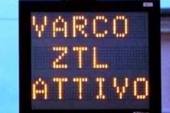 Modifica temporanea degli orari per la Ztl dal varco di piazza Regina Margherita