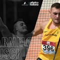 Carmelo Musci atleta Under 20 dell'anno