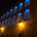 """""""Rotary day """", Palazzo San Domenico si illumina di blu per l'occasione"""