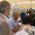 Il Sindaco Angarano sottoposto alla prima dose di vaccino