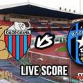 Catania-Bisceglie 1-1, il live score