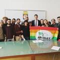 Legge regionale contro l'omofobia, presentazione al castello di Bisceglie