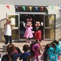 Festa dell'accoglienza per gli alunni della scuola dell'infanzia di via martiri di via Fani