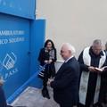 """Inaugurato ufficialmente il Poliambulatorio  """"Il buon samaritano """""""
