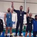 Pesistica, una bella vittoria per Maurizio Caccialupi