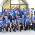"""Brass ensemble  """"Il cenacolo """" in concerto a Giovinazzo"""