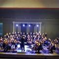 """Ennesimo trionfo per l'orchestra sinfonica  """"Biagio Abbate """""""