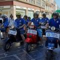 Vespa Club Bisceglie al raduno nazionale di Andria