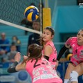Seconda giornata di campionato, Star Volley alla finestra