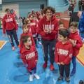 Cinque squadre al PalaCosmai per un torneo minibasket