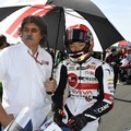 Paolo Simoncelli: «Vedere il 58 di nuovo in giro per i circuiti d'Europa e del mondo è un'emozione grande»