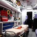 Scontro su via Crosta, tre persone finiscono al pronto soccorso