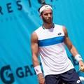 Pellegrino, comincia l'avventura al Roland Garros