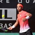 Andrea Pellegrino sconfitto nel doppio a Milano