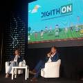 Andrea Rosi lancia un messaggio sul palco di DigithON: «In Italia manca la cultura della musica»