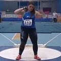 Fantastica Anna Musci, argento ai campionati italiani assoluti