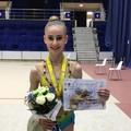 Tripudio Iris, due medaglie di bronzo per Annapaola Cantatore a Bucarest