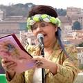 """La poetessa Antonella Pagano ospite venerdì della mostra  """"Omaggio alla bellezza """""""