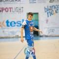 Il giovane talento Antonio Molaro per il Futsal Bisceglie