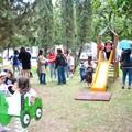 Inaugurata l'area giochi donata dal sindaco Angarano