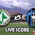 Avellino-Bisceglie 0-1, il live score