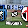 Bisceglie, Bucaro suona la carica: «Fare la partita per mettere in difficoltà il Bari»