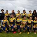 Solo applausi per le ragazze del Bees Rugby finaliste di Coppa
