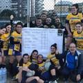 Bees Rugby conquista un'altra tappa di Coppa Italia