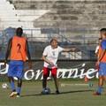 Bisceglie calcio a lavoro per l'amichevole con il Cjarlins Muzane