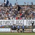Gli Ultras Bisceglie: «No alla tessera del tifoso»