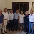 Incontro fra i rappresentanti dei sindacati e il primo cittadino a Palazzo San Domenico