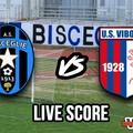 Bisceglie-Vibonese 1-0, il live score