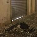Ordigno intimidatorio a Foggia contro struttura del gruppo Telesforo