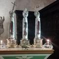 """Le  """"Braccia dei Santi """" esposte sull'altare della Cattedrale"""