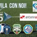 Diritti televisivi per le partite di Serie C: il gruppo editoriale Distante ha acquisito i diritti per tutte le squadre pugliesi