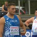 Carmelo Musci nella spedizione Under 20 per il match internazionale di Minsk