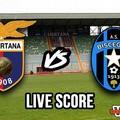 Casertana-Bisceglie 3-0, decima sconfitta in trasferta per i nerazzurri